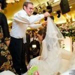Baras Bride and Groom