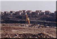 Photo of Israeli Settlement