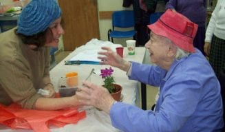 Senior Citizen Therapy in Israel