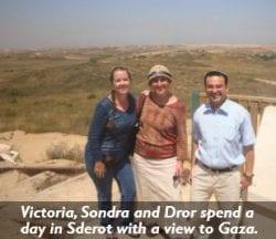 Victoria Sondra & Dror