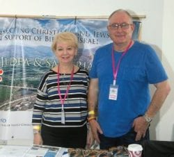 Brenda and Phil Lewis