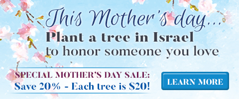 Mother's Day Tree Sale
