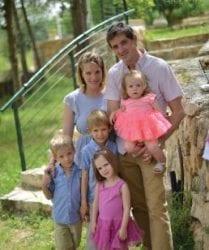 Aviva Yisraeli's Family