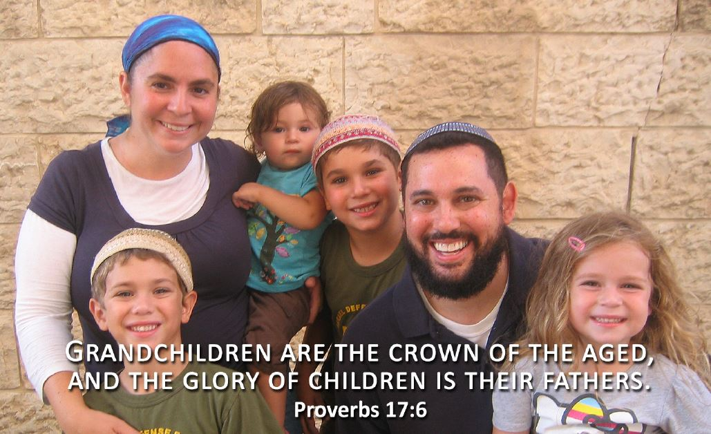 children are the crown of their fathers