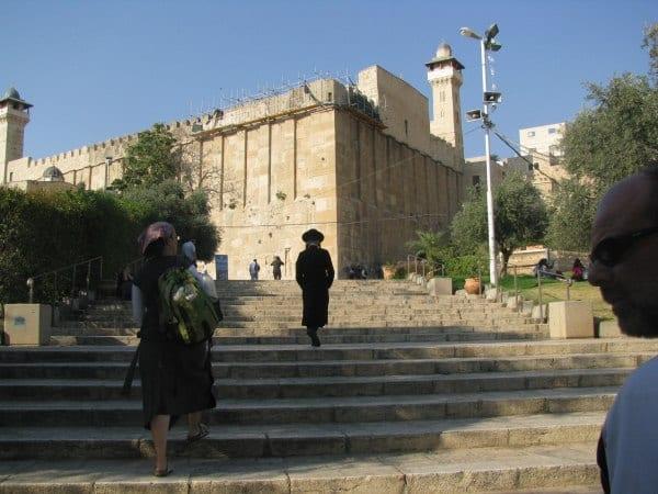 Machpelah Cave in Hebron