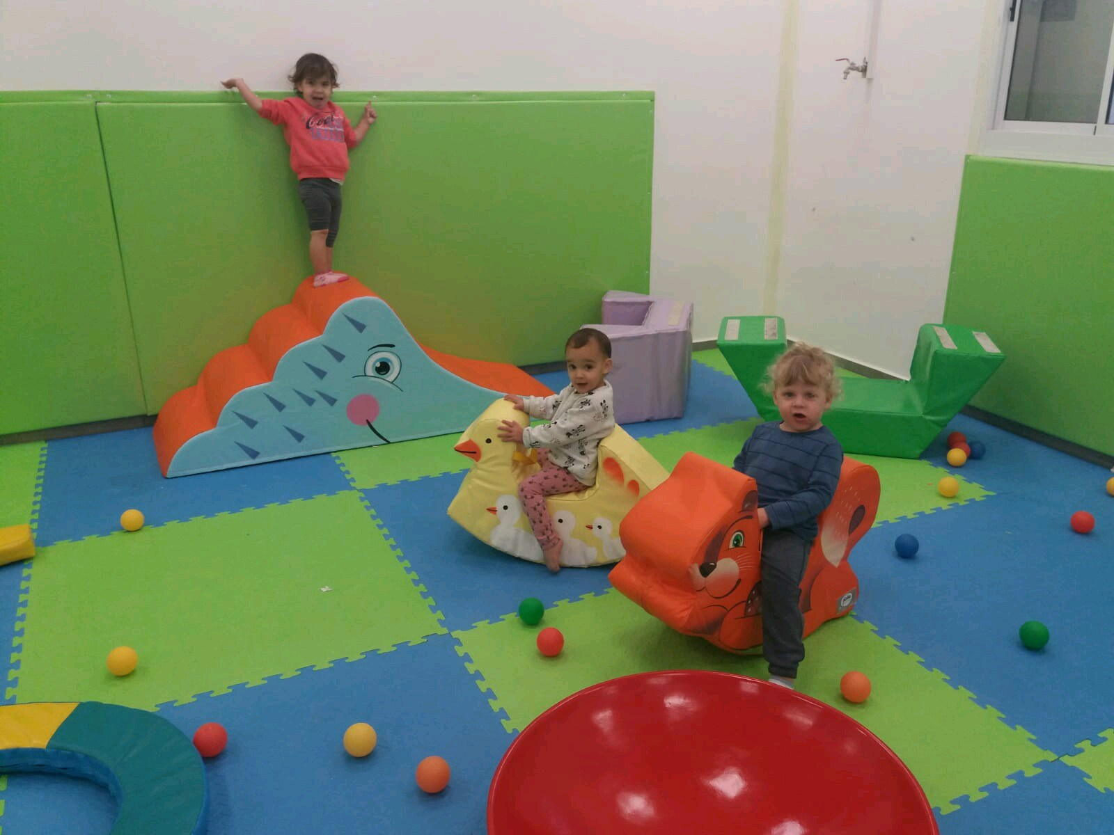 Gymboree in Leshem