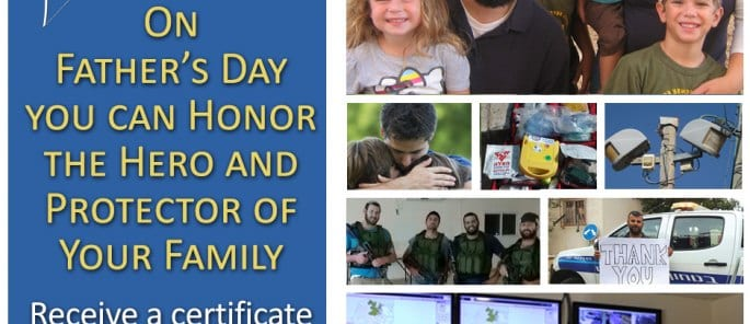 Honor your Father - Hero of your family