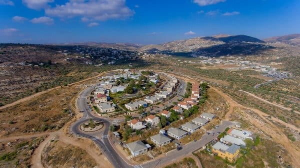 The beautiful community of Rechalim