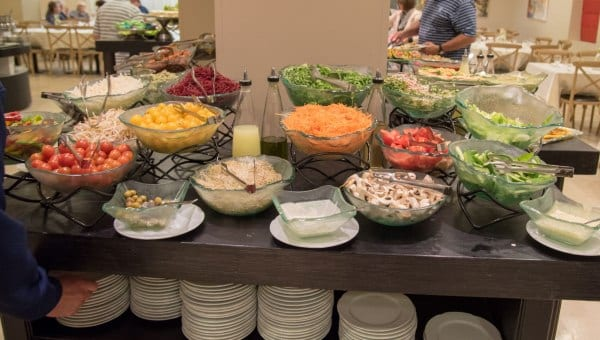Israeli Salad Bar