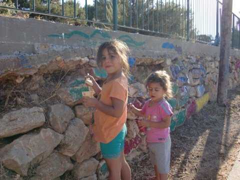 You can help protect precious children like these from terror attacks